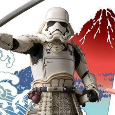 Ashigaru First Order Stormtrooper Star Wars Collectible Figure Star Wars Comic Books, Star Wars Comics, Star Wars Art, Star Wars Jewelry, Star Wars Watch, Star Wars Princess Leia, Star Wars Outfits, Death Star, Star Wars Collection