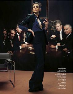 Io ballo da sola   Marine van Outryve   Gianluca Fontana #photography   Io donna No.38 15th September 2012