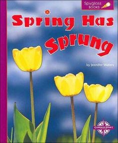 Provides information about the spring season, and looks at the effects of the warmer weather on people, plants, and animals.