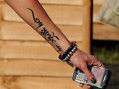 tatuaż na przedramieniu kobiecy   Pomysły i wzory tatuaży dla kobiet, mężczyzn human-tattoo.com