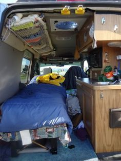 Brilliant Camper Van Conversion For Perfect Outdoor Experience05
