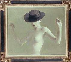 高塚省吾「ハバネラ」油彩20F Painting, Painting Art, Paintings, Painted Canvas, Drawings