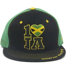 One Love Jamaica Fitted (ONEONEONE)