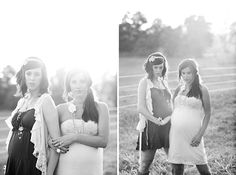 Friends Maternity Shoot - Sara-could we look this cute? Maternity Style, Maternity Session, Maternity Pictures, Pregnancy Photos, Maternity Photography, Baby Photos, Family Photos, Photography Ideas, Baby Tips