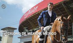 Pablo Hermoso de Mendoza estará de nuevo este martes en la Plaza de toros México, para tomar parte en un festejo de máxima expectación que será histórico en muchos sentidos.