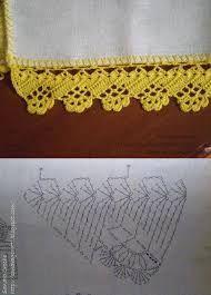 Resultado de imagen de crochet barrados pinterest