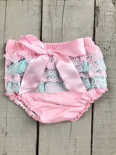 Bloomers, Ruffle Bloomers, Birthday Bloomers, Lace Bloomers, Bloomers with Bow, Diaper Cover, Baby Bloomers, Birthday Photo Bloomers by BumbleBeEmbroidery on Etsy