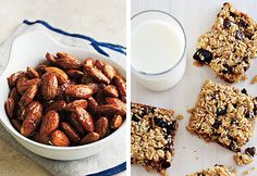 5 homemade, travel-friendly snacks to keep those hunger pangs at bay the next time you travel.