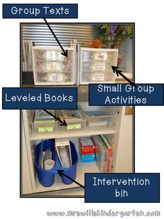 Organizing for Small Groups and Interventions