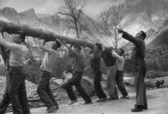 ITALY. Tuscany. Carrara. 1953. Henri Cartier-Bresson