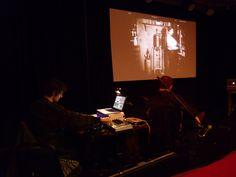 Edinburgh Short Film Festival presented a new version of the silent classic 'Dr Jekyll & Mr Hyde' with a new, contemporary score by composer Yoann Mylonakis! http://www.edinburghshortfilmfestival.com/