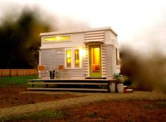 200 Sq. Ft. Modern Tiny House on Wheels For Sale / The Green Life <3