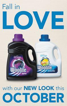Make true love last with Woolite