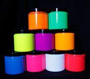 Fluorescent Paints, 250ml Various colours
