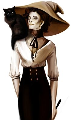 Minerva McGonagall, 20 years old.