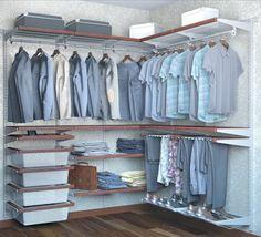Гардеробные комнаты, системы на заказ. Дизайн и установка. Наполнение для гардеробных. Нижний Новгород