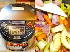 Easy Cooking with Tiger Rice Cooker - Makes So Much More Than Rice! Review and Giveaway