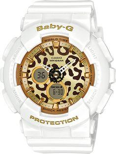 BA120LP-7A2 - Baby-G White - Womens Watches | Casio - Baby-G