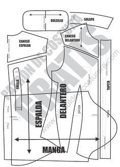 Cómo confeccionar una abertura de manga larga con puño para camisa de hombre o mujer