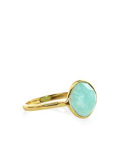 Aura Precious Stone Ring