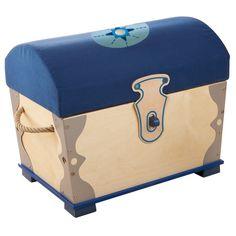 Tolle Aufbewahrungsbox für große Schätze http://www.kindermoebelparadies.de/Kinderbetten/Piratenbett::5683.html