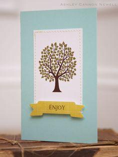 Enjoy   Trees Color Trends Challenge » A New Design blog