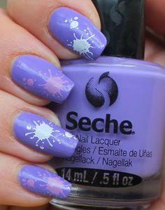 Charming Nails:  #nail #nails #nailart