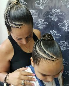 black teenage hairstyles Shorts - Home Teenage Hairstyles, Little Girl Hairstyles, Trendy Hairstyles, Braided Hairstyles, Wedding Hairstyles, Black Hairstyles, Curly Hair Styles, Natural Hair Styles, Pinterest Hair