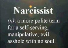 Narcissistic