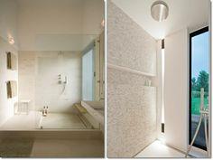 Creare una doccia a filo pavimento con le canaline di scarico
