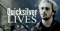 #quicksilverlives