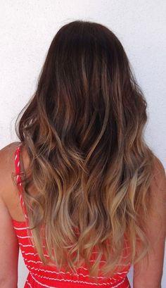 cool Модное окрашивание волос шатуш (50 фото) — На темные и светлые локоны Читай больше http://avrorra.com/okrashivanie-volos-shatush-foto/
