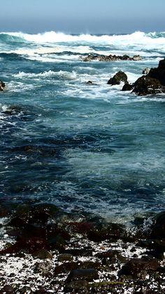 Playa Cavancha Iquique, Chile
