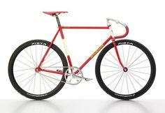 Richard Sachs track bike