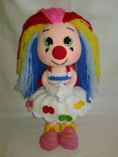 MISS MOLLY the Clown by Sherily Toledo's Talents