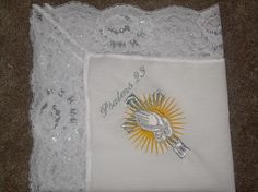 Monogrammed Ladies Handkerchiefs With by ibelieveicandesigns, $12.00