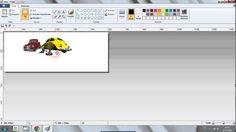 Paint Resim Editörü ile Transparan Resim Yapma