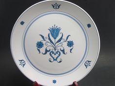 NORITAKE PROGRESSION CHINA JAPAN BLUE HAVEN #9004 Dinner Plate/s #NORITAKE