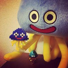 """7 mentions J'aime, 1 commentaires - sachiko (@sachikokokko) sur Instagram: """"トリプルホイミン💕  #ドラクエ #ホイミン #ぬいぐるみ #ナノブロック #スクエニ #dragonquest  #dqmsl #nanoblock"""""""