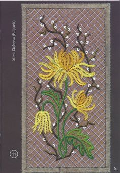 Photo Bobbin Lacemaking, Bobbin Lace Patterns, Lace Heart, Lace Jewelry, Lace Flowers, Hobbies And Crafts, Lace Detail, Cards, Macrame