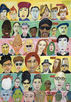 Maira Kalman: Various Illuminations (of a Crazy World) - ICA - Institute of Contemporary Art - Philadelphia, PA