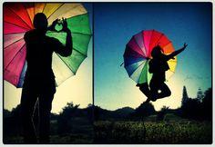 I, the Rainbow. by juliadavis on deviantART
