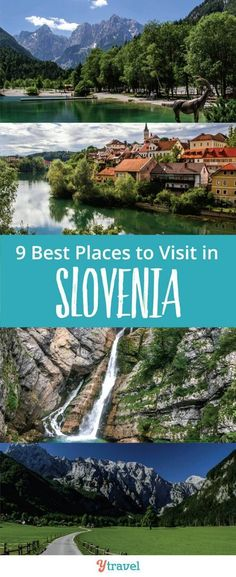 Looking for Slovenia travel tips? Wondering what are the best places to visit in Slovenia? Check out this list of the 9 best things to do in Slovenia that will have you inspired to plan your next trip to Slovenia. #Europe #EuropeTrip #Slovenia