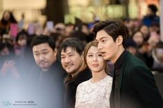 2015 Jan 18  |  #Movie | PREMIER | #Gangnam1970 | #ActorLeeMinHo #LeeMinHo |  Set of 4 |  P01 of P04 |  Cr: Tag | via :    MinoJennyLin83 (@jennylin83) | Twitter  |  THIS Post: 03 Sept 2016 (Sunday)