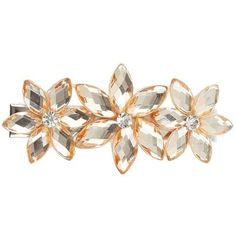 Dorothy Perkins Pink Rhinestone Flower Clip (225 UAH) ❤ liked on Polyvore featuring accessories, hair accessories, hair, jewelry, clear, flower hair accessories, rhinestone hair accessories, dorothy perkins, pink hair accessories and pink flower hair accessories