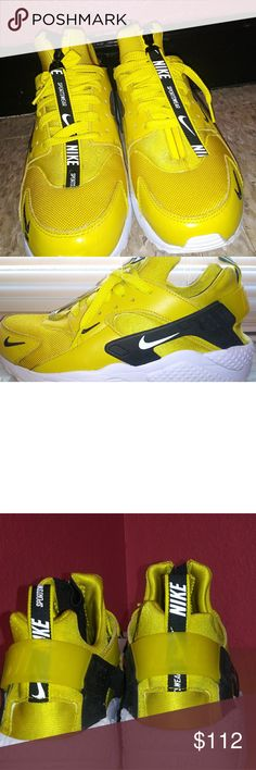 1a0eeecddf5a93 UNISEX NIKE HUARACHE PREMIUM ZIP CASUAL SHOES Condition (Brand New) These  pair of Nike