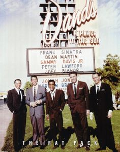 The Rat Pack: Hip Before Cool was Cool.