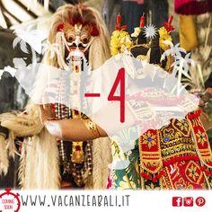 ⏰ -4 ⏰ Pronto ad immergerti nell'affascinante cultura balinese, fra maestosi templi e antiche tradizioni? Scopri quali luoghi visitare insieme a noi di VacanzeaBali.it: mancano solo quattro giorni all'inaugurazione del sito! 🔥 Voglia di #Bali? 👍 Metti ❤ a questo post, invita i tuoi amici a seguire la nostra pagina! 👍 Seguici su #Facebook: Vacanze a Bali 📷 Seguici su #Instagram: @vacanzeabali 🌏 Visita il nostro sito: www.vacanzeabali.it 🌴 VACANZEABALI.IT: il paradiso a portata di click!