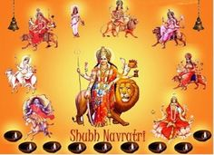 Navratri Durga Pooja 2015 Greetings Wishes Messages Quotes SMS Wallpaper FB WA cover ~ God's Own Country Malayalam Live Channel Navratri In Hindi, Navratri Image Hd, Chaitra Navratri, Happy Onam Images, Happy Navratri Images, Navratri Greetings, Happy Navratri Wishes, Navratri Pictures, Hinduism