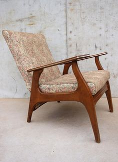 Danish retro Arm Chair by lainheath, via Flickr